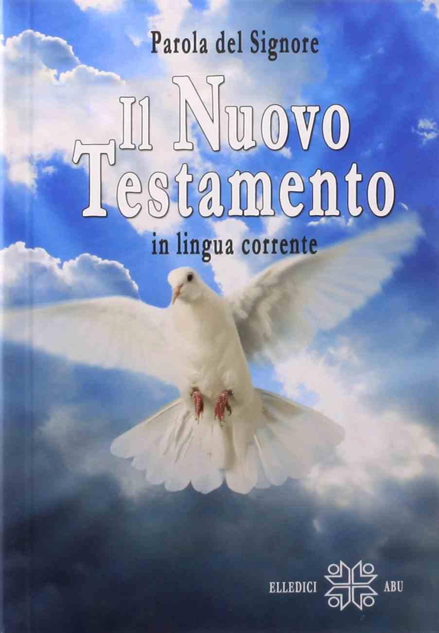 Italian Interconfessional New Testament Paperback