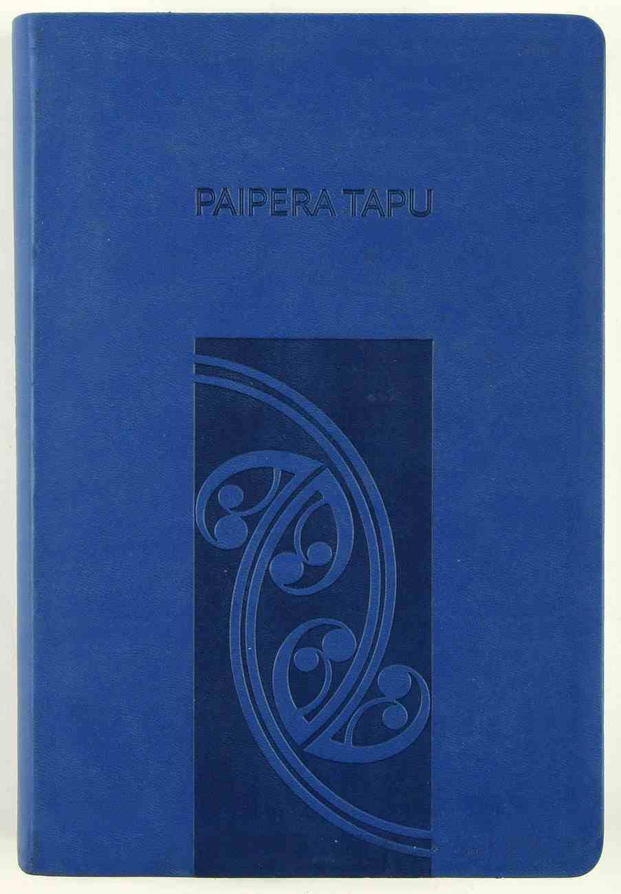 Maori Bible Reformatted T/T Genuine Leather