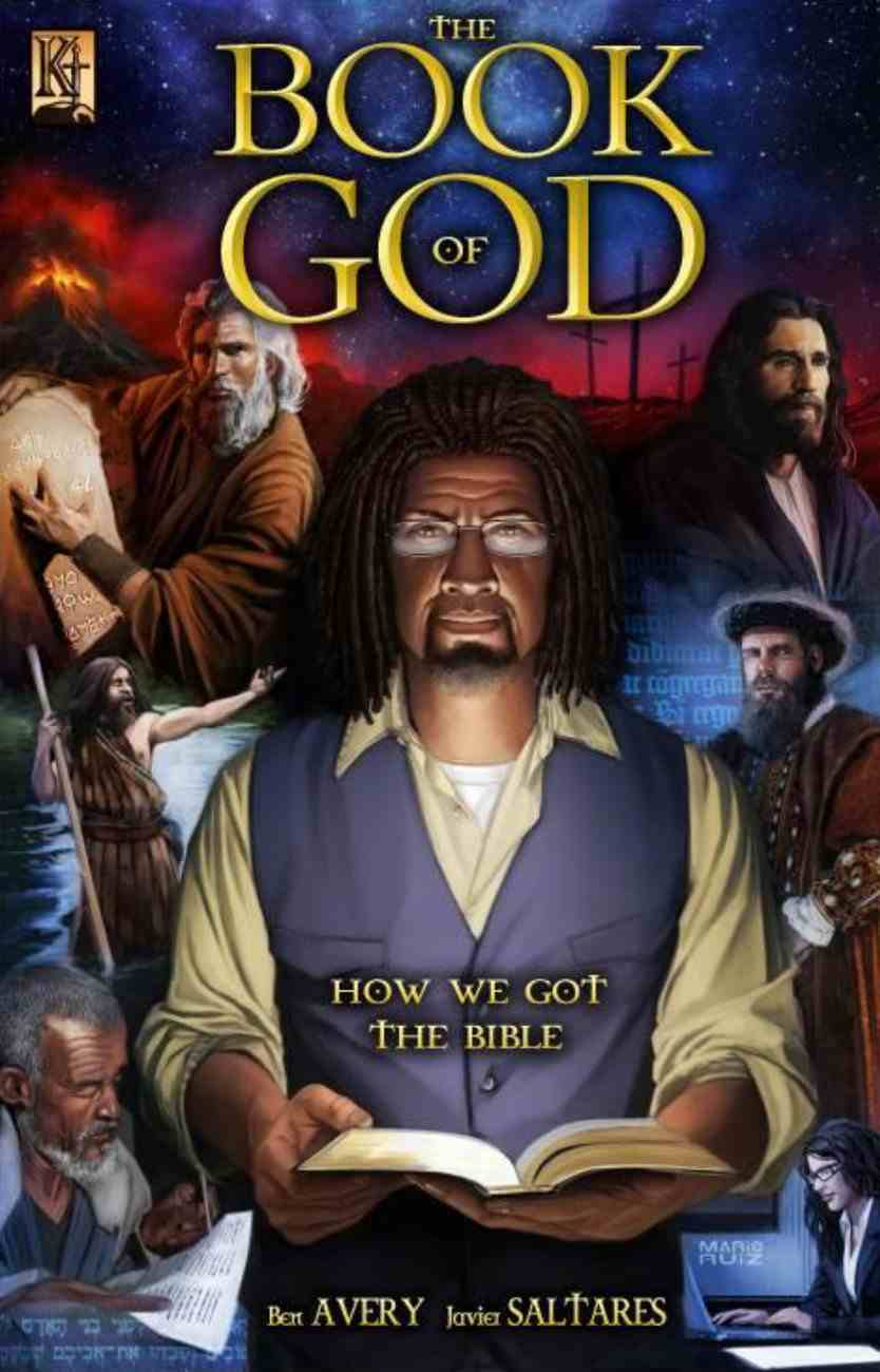 The Book of God (Kingstone Graphic Novel Series) Paperback