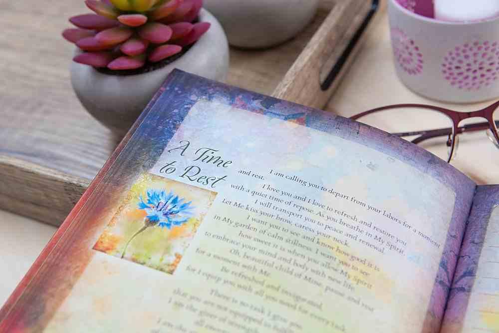 Talk to Me, Jesus Devotional Journal (Elastic Band Book Marker) Hardback
