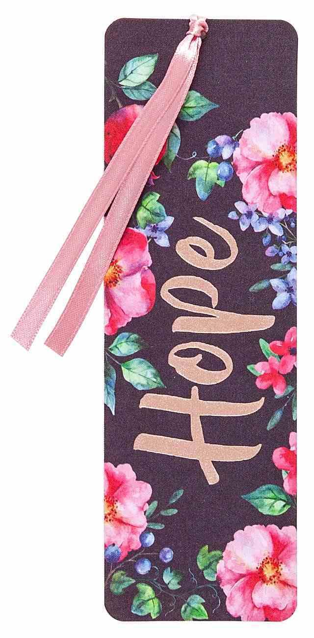 Bookmark Linen: Hope Stationery