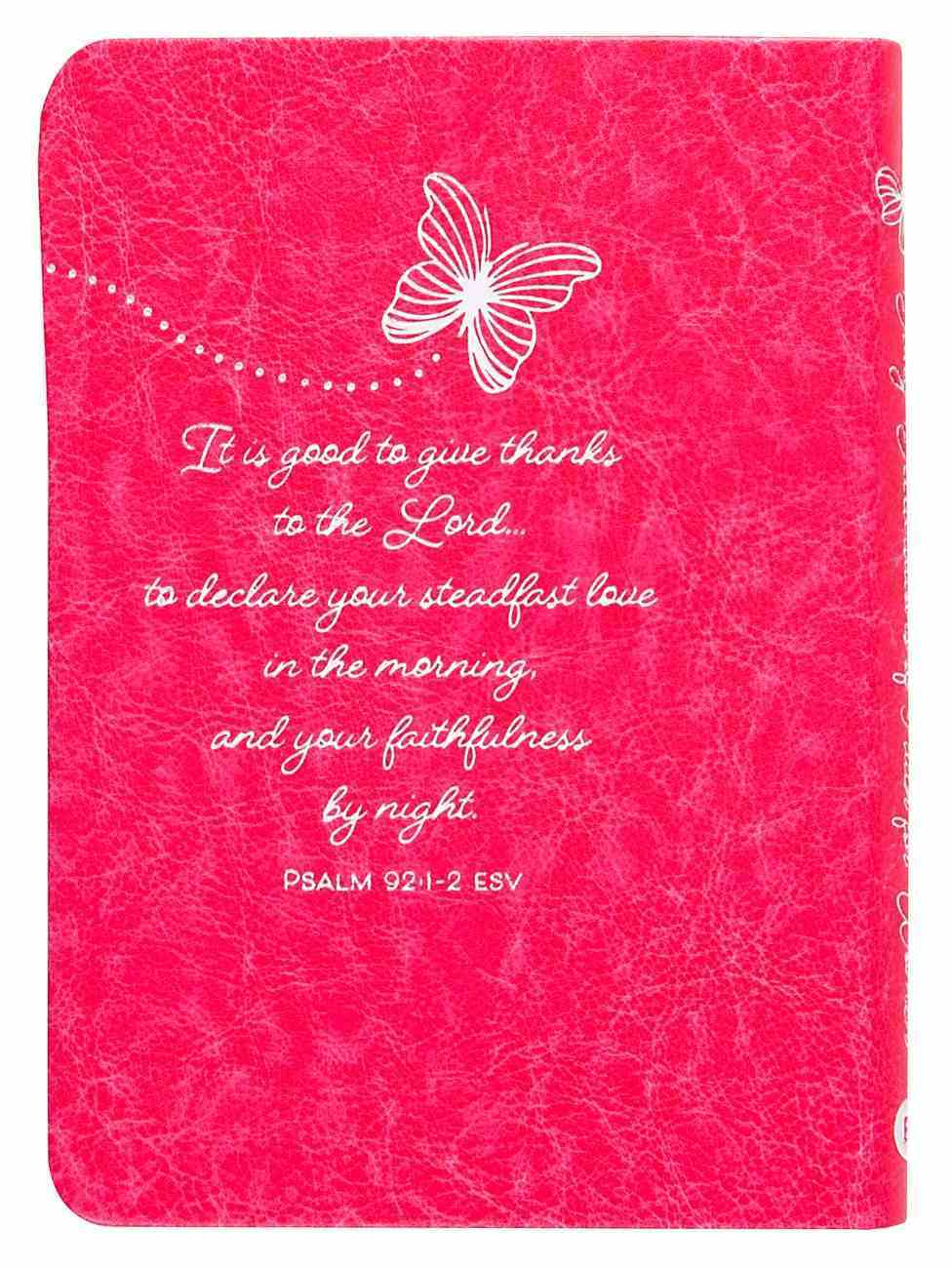 Daily Declarations of Faith For Women Imitation Leather