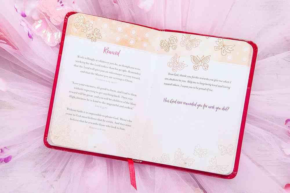 Prayers & Promises For Girls Imitation Leather