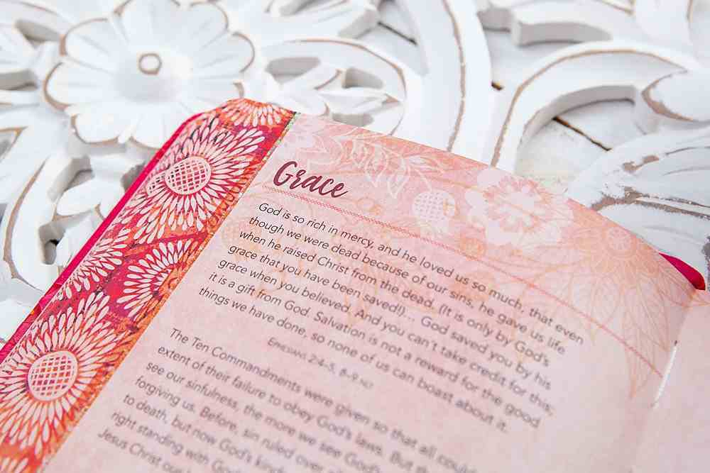 Journal: Bible Promises For Mothers Imitation Leather