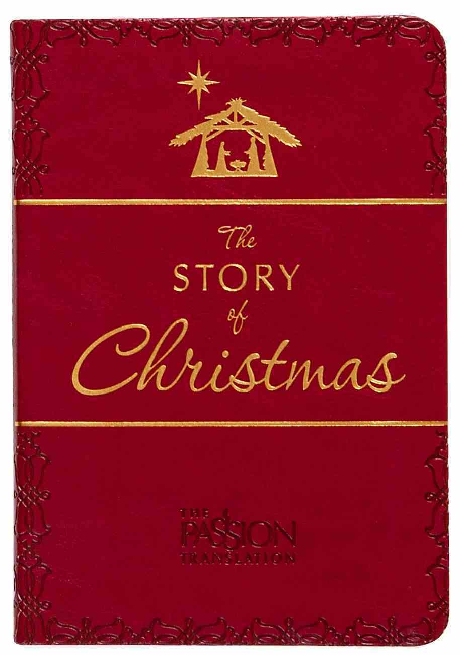 TPT the Story of Christmas Imitation Leather