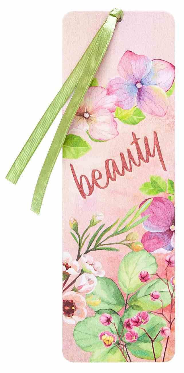 Bookmark Linen: Beauty Stationery