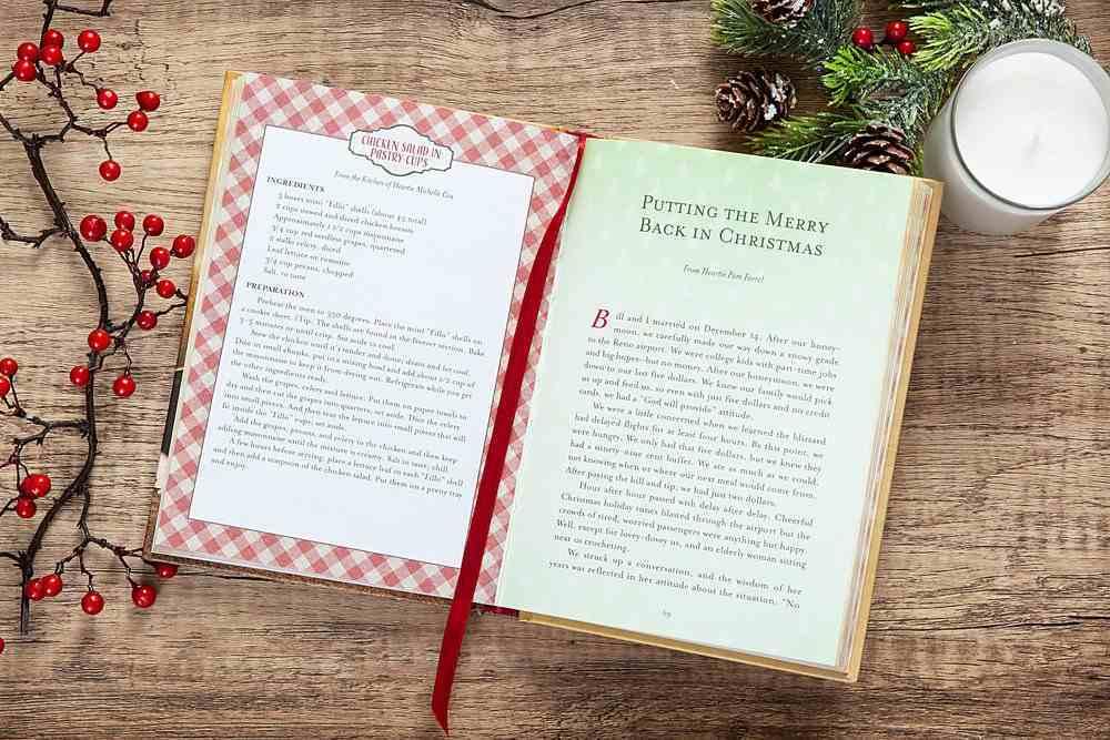 When God Calls the Heart At Christmas: Heartfelt Devotions From Hope Valley Hardback