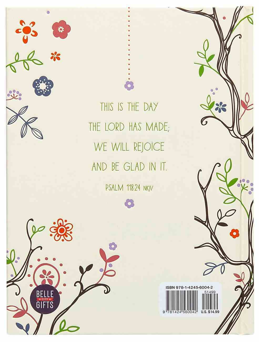A Little God Time Devotional Journal (Rustic) Hardback