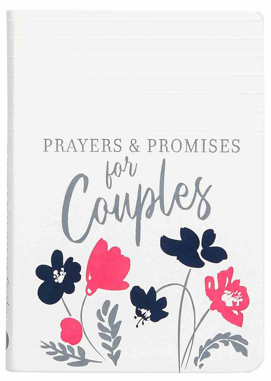 Prayers and Promises For Couples Imitation Leather