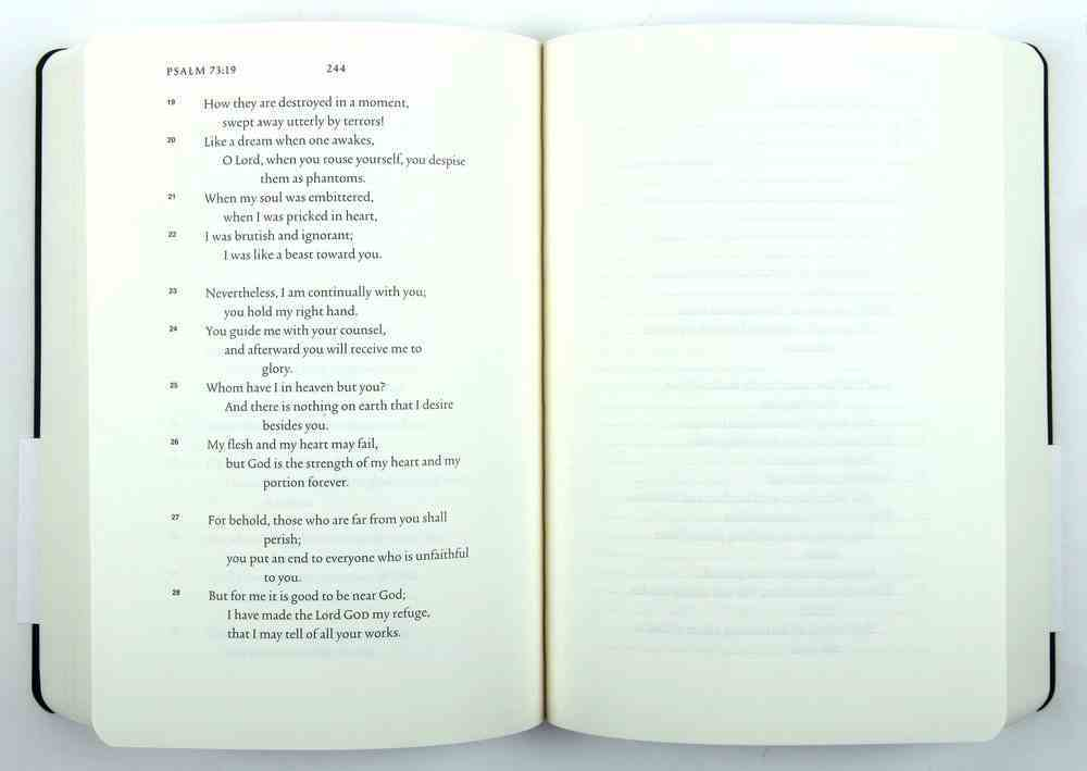 ESV Scripture Journal Psalms Paperback