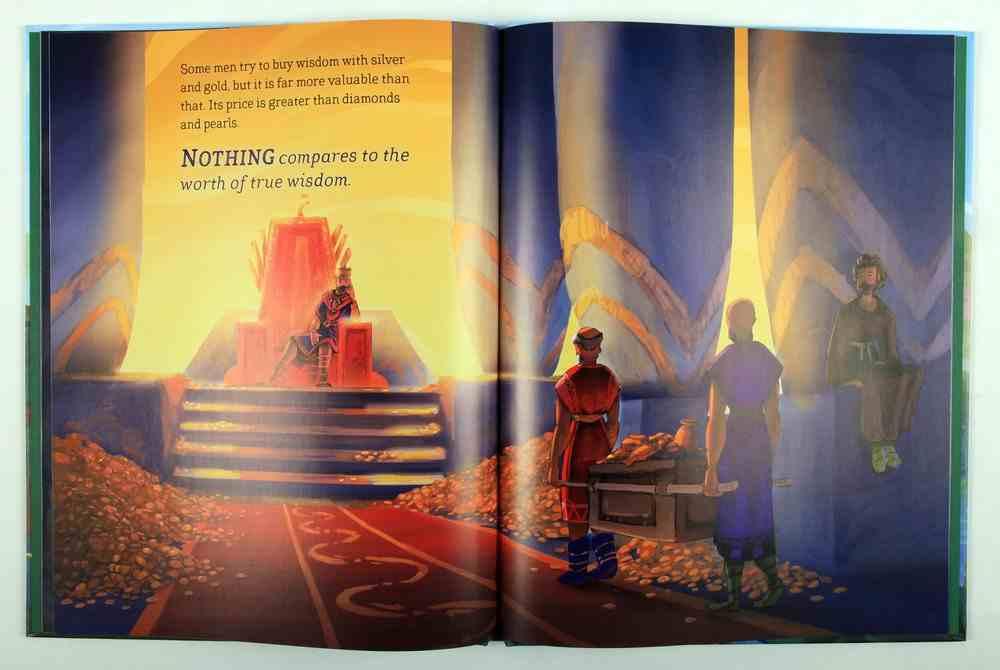 Where is Wisdom?: A Treasure Hunt Through God's Wondrous World, Inspired By Job 28 Hardback