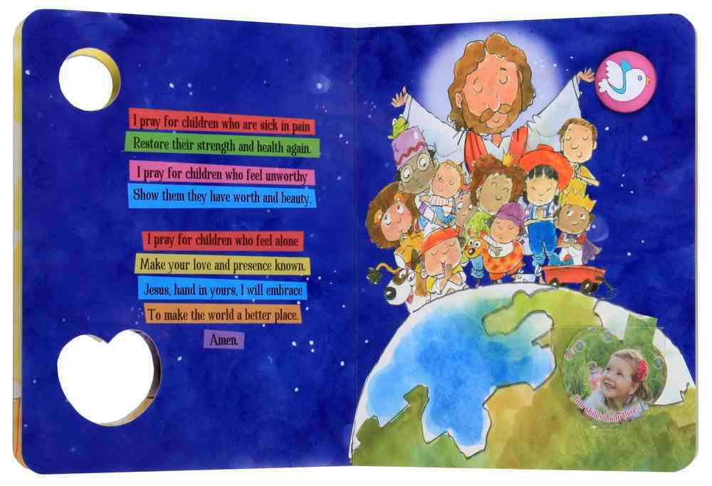Jesus Loves the Little Children (My Bible Sing Along Book Series) Board Book