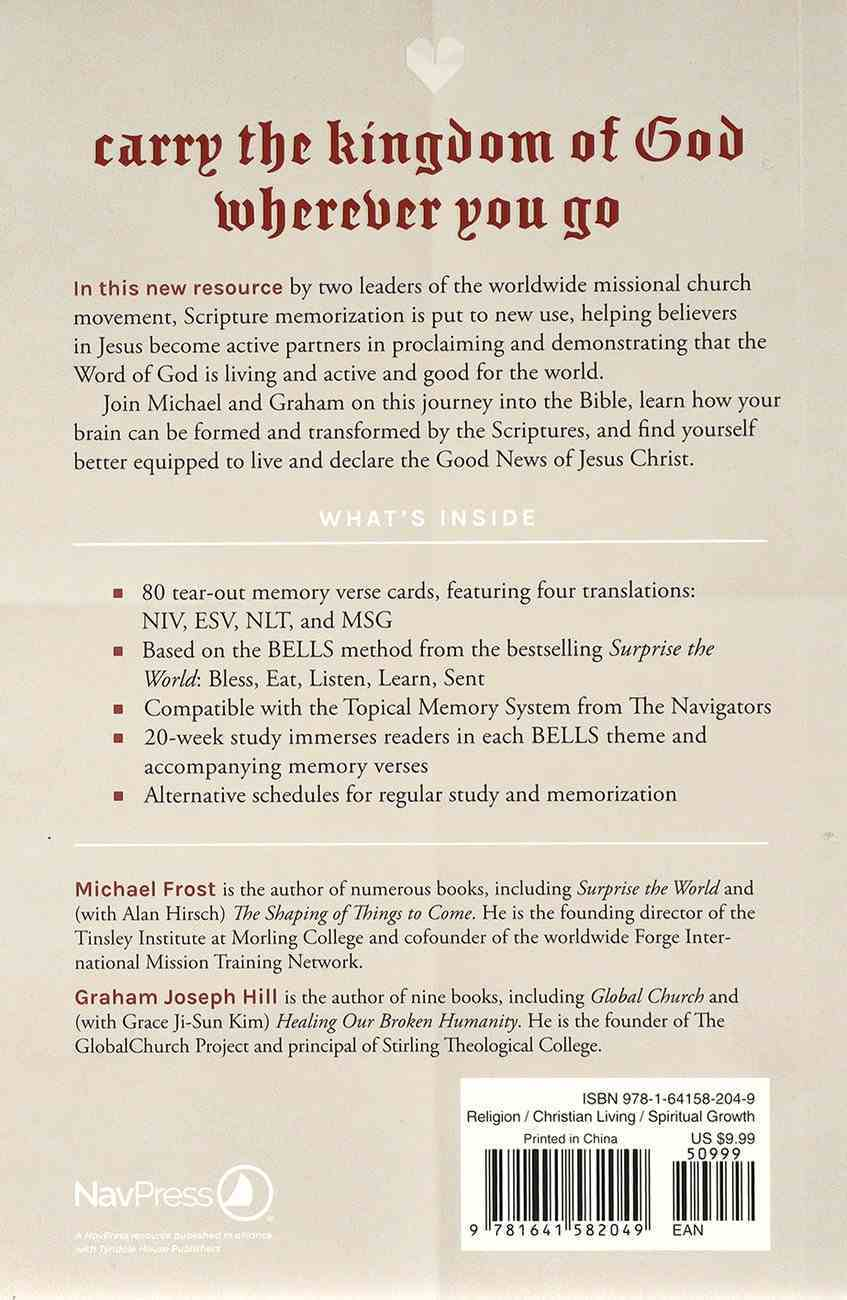 Hide This in Your Heart: Memorizing Scripture For Kingdom Impact Paperback