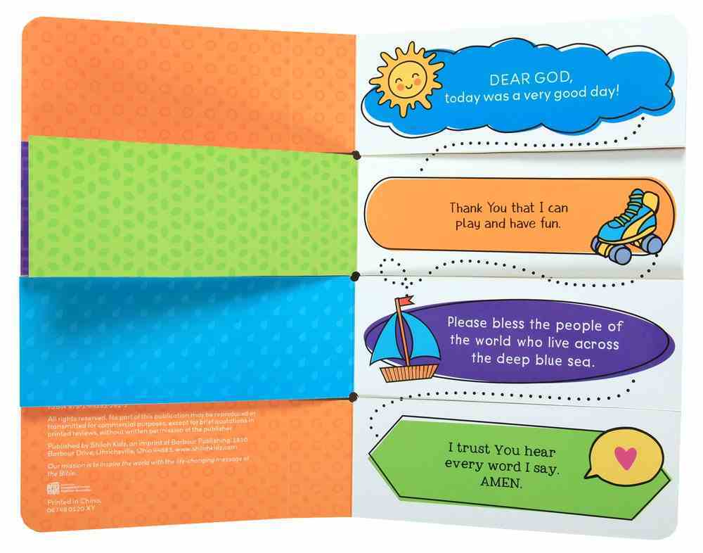 My Mix and Match Flip Book of Prayers Board Book