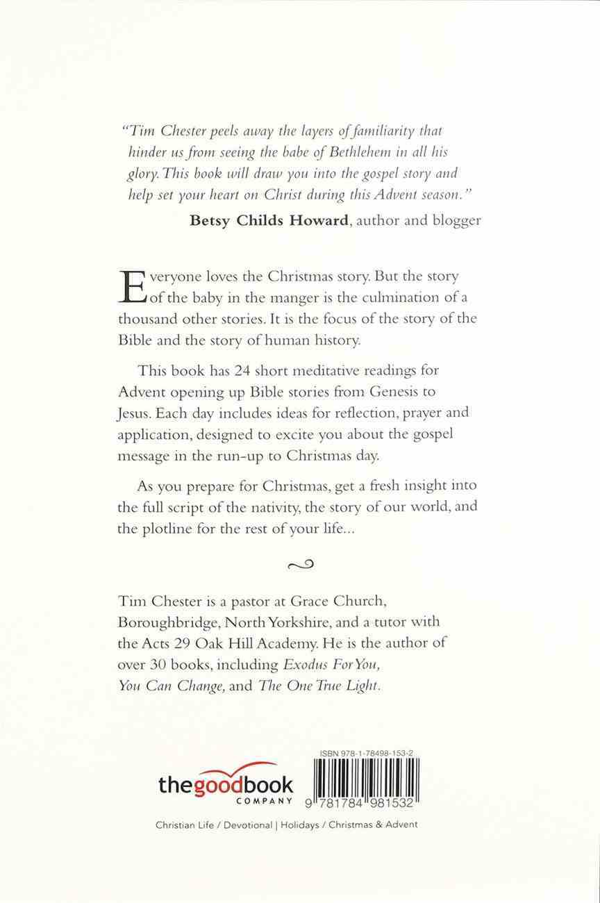 The One True Story: Daily Readings For Advent From Genesis to Jesus Paperback