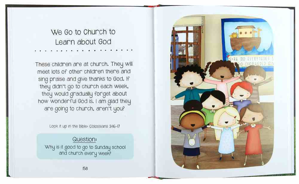 Everything a Child Should Know About God (A Child Should Know Series) Hardback