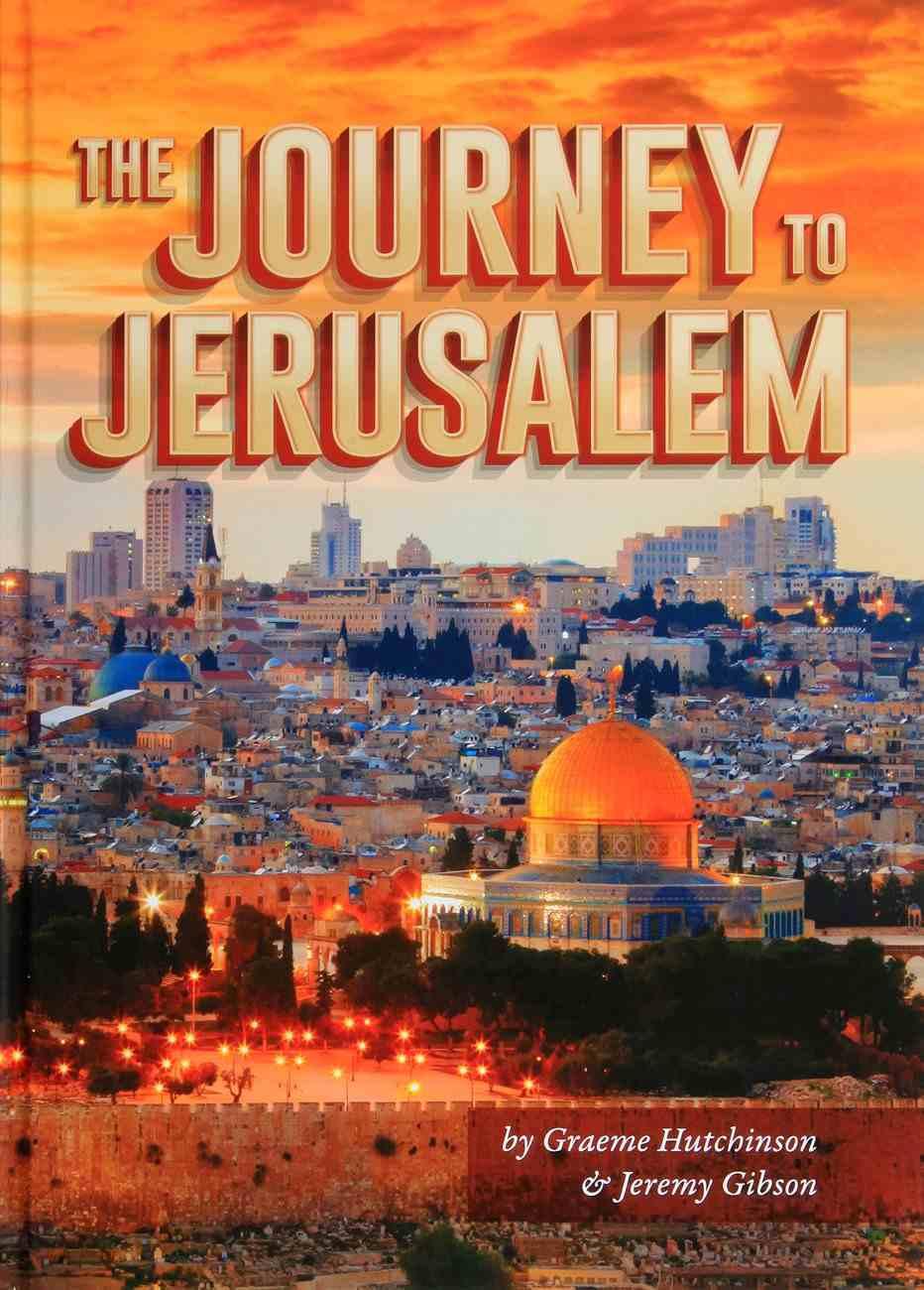 The Journey to Jerusalem Hardback