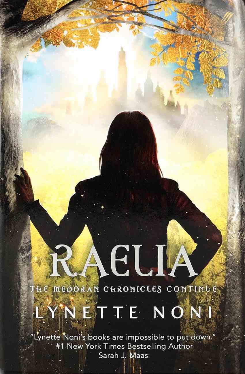 Raelia (Medoran Chronicles Series) Paperback