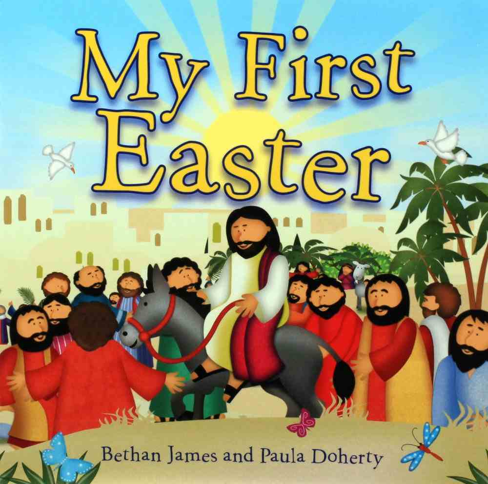 My First Easter Paperback