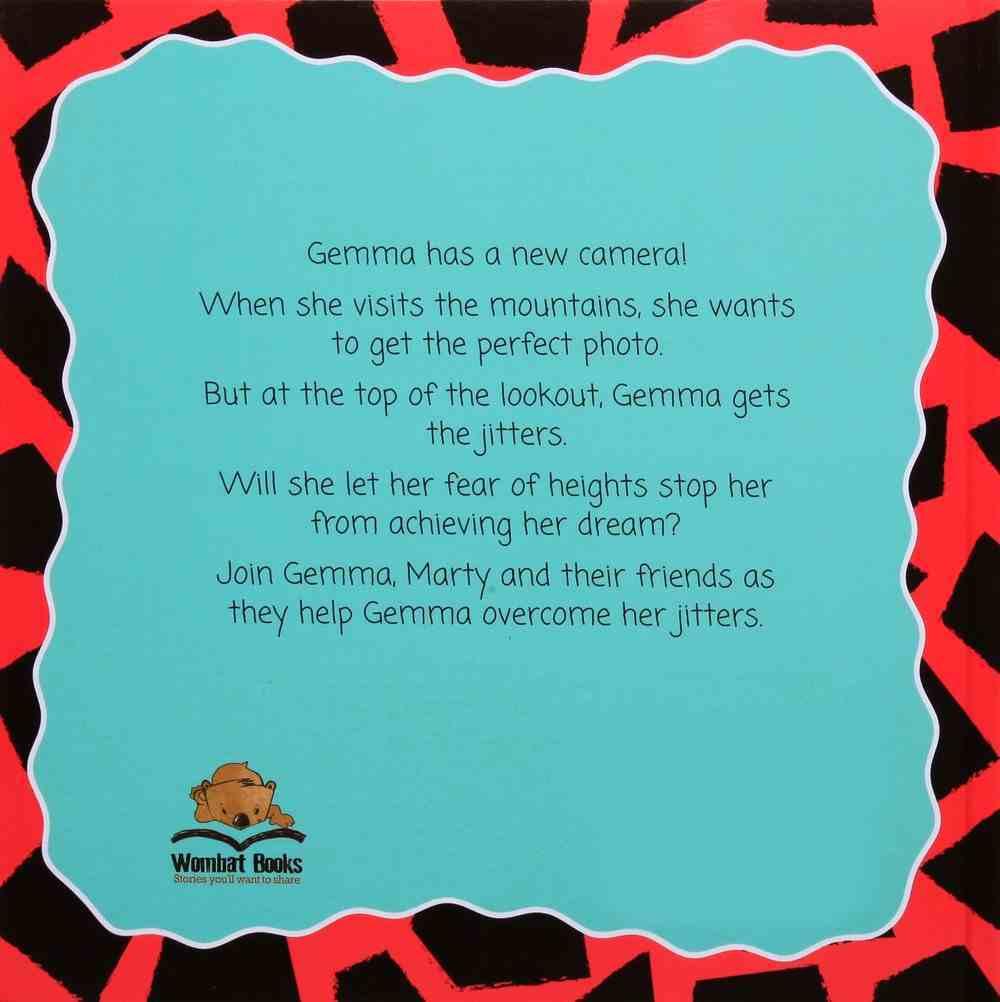 Gemma Gets the Jitters Hardback