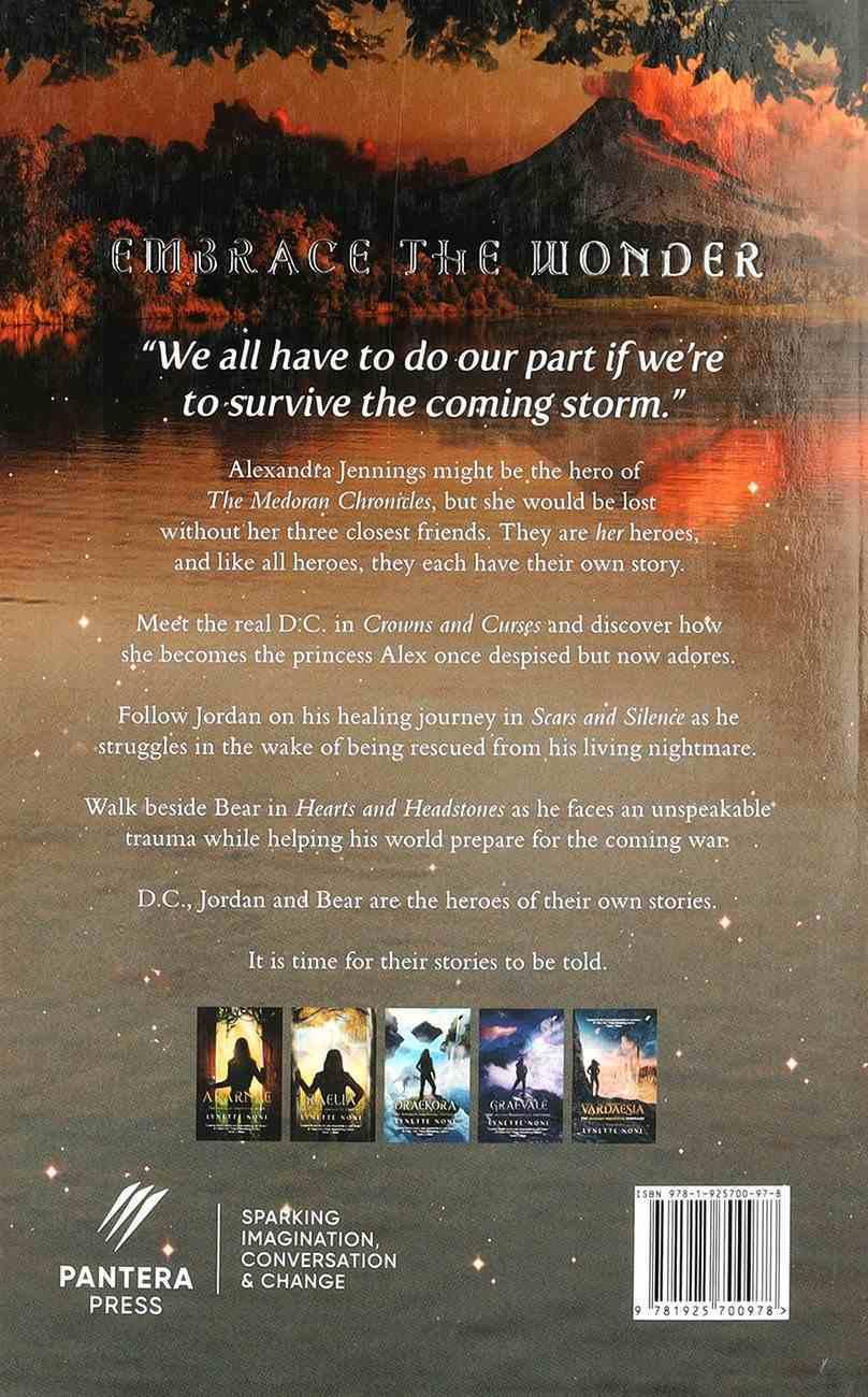 We Three Heroes (Medoran Chronicles Series) Paperback