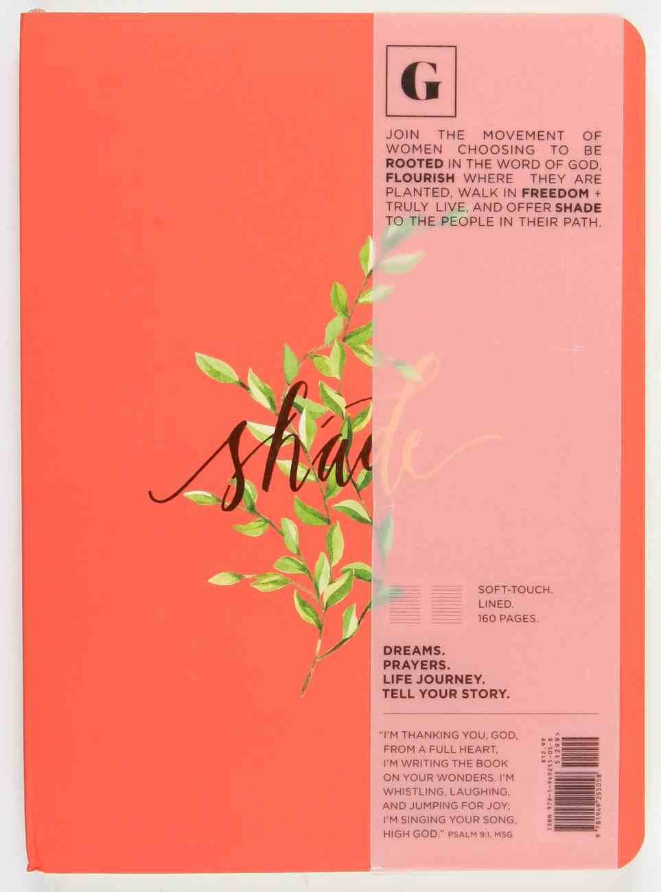 The Grove Journal (Orange) Imitation Leather
