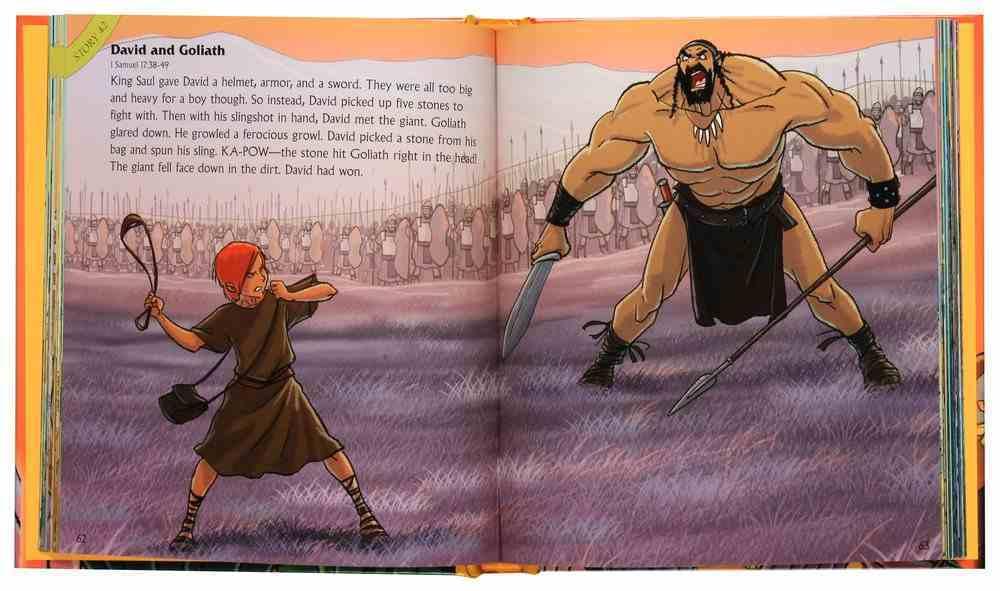 100 Best Bible Stories Hardback
