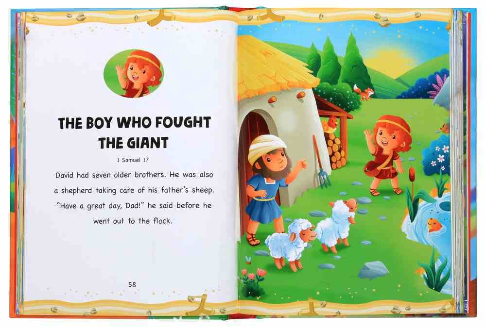 My First Storybook Bible: Sowing Faith in Our Little Ones Padded Hardback