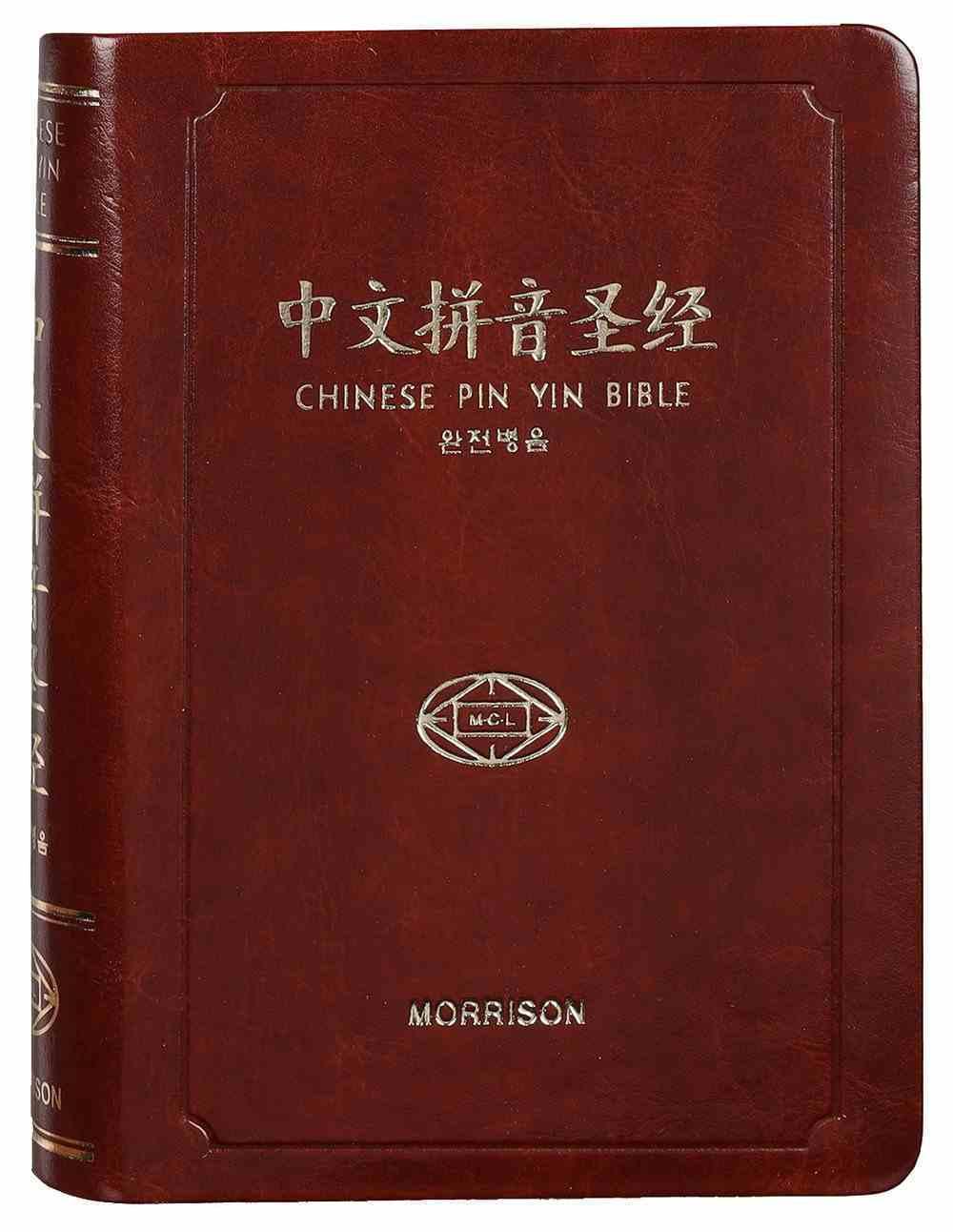 Cunp Chinese Union New Punctuation Pin Yin Bible Vinyl