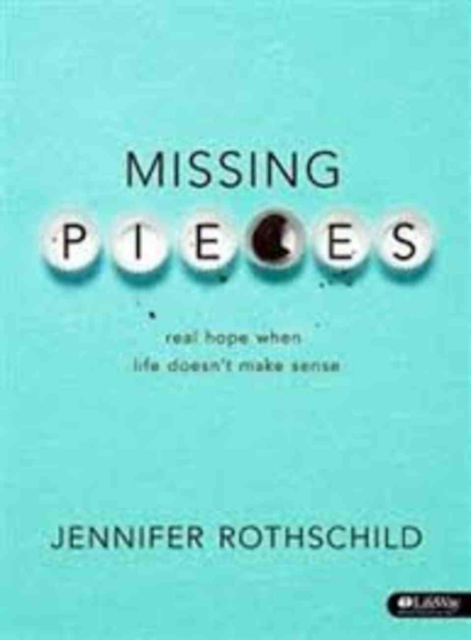 Real Hope When Life Doesn't Make Sense (Missing Pieces Series) DVD