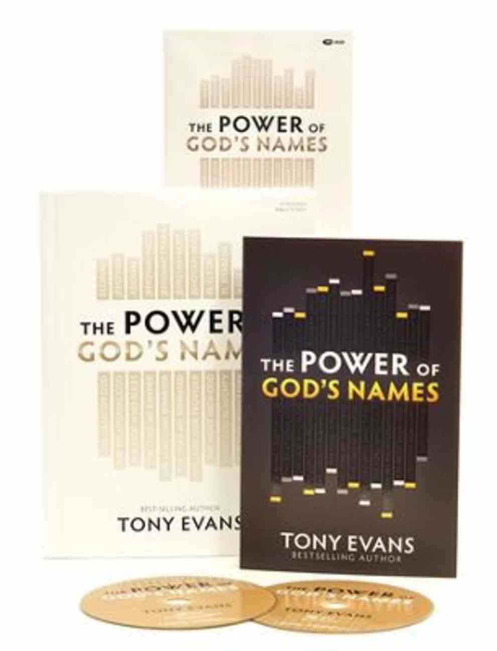 Power of God's Names, the (2 Dvds) (Dvd Only Set) DVD