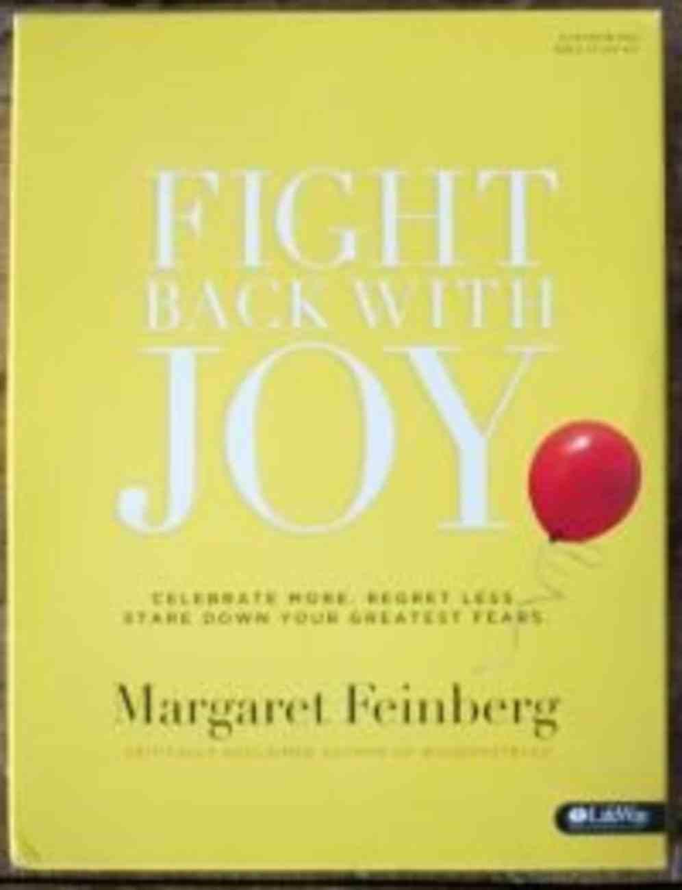 Fight Back With Joy (2 Dvds) (Dvd Only Set) DVD