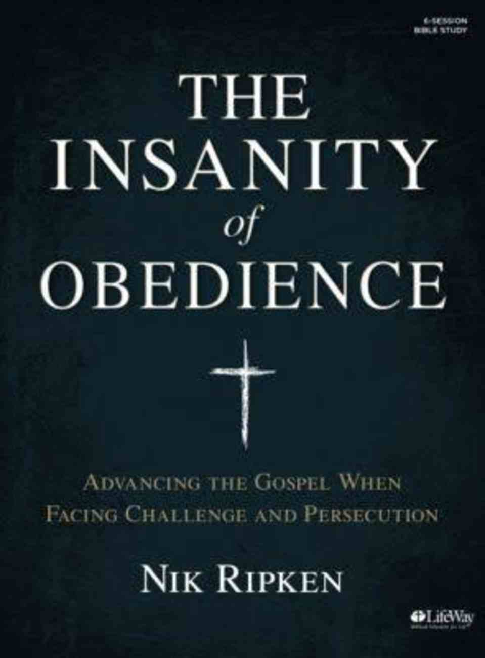 Insanity of Obedience, the (2 Dvds): Advancing the Gospel When Facing Challenge and Persecution (Dvd Only Set) DVD