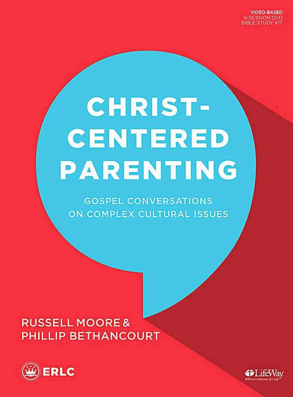 Christ-Centered Parenting (2 Dvds): Gospel Conversations on Complex Cultural Issues (Dvd Only Set) DVD