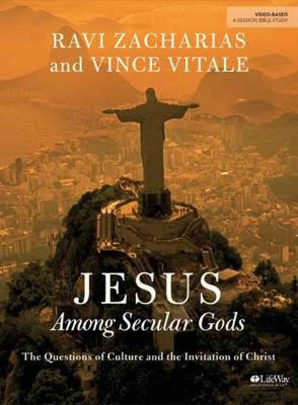 Jesus Among Secular Gods (2 Dvds) (Dvd Only Set) DVD