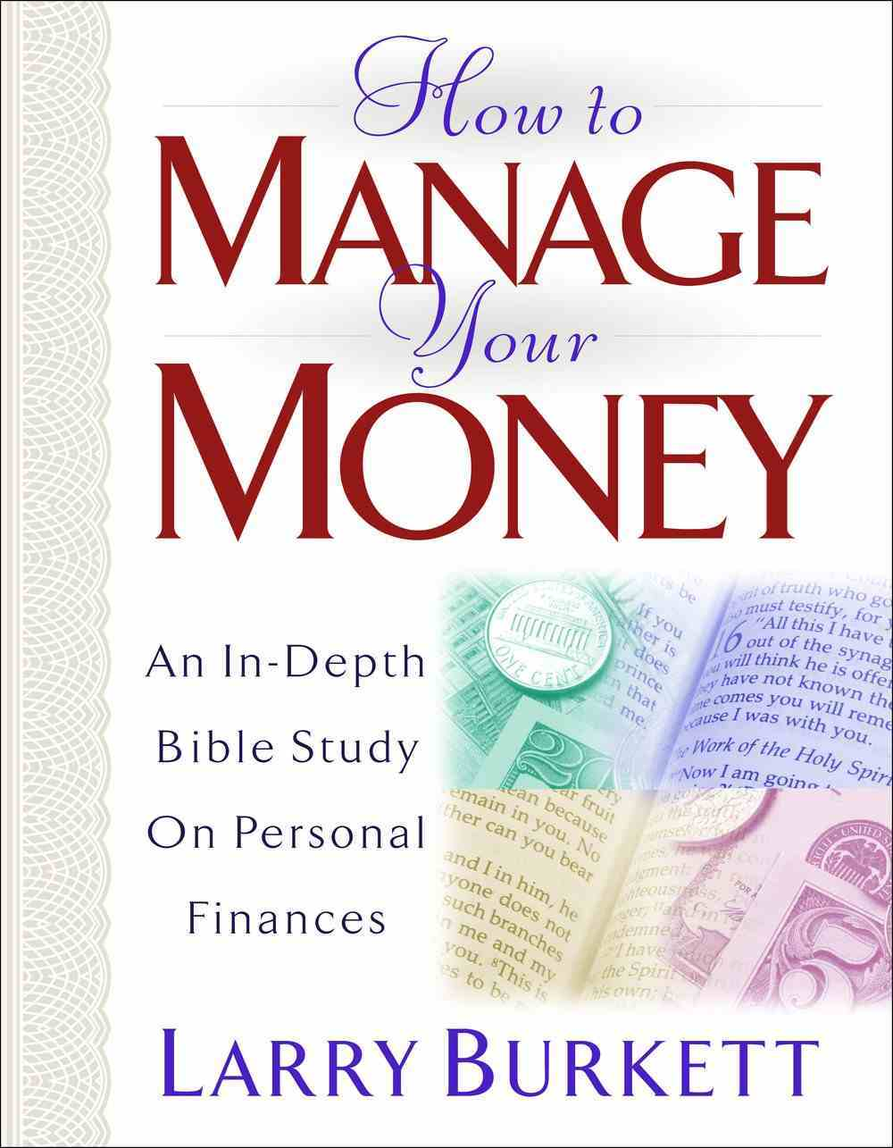 How to Manage Your Money Paperback