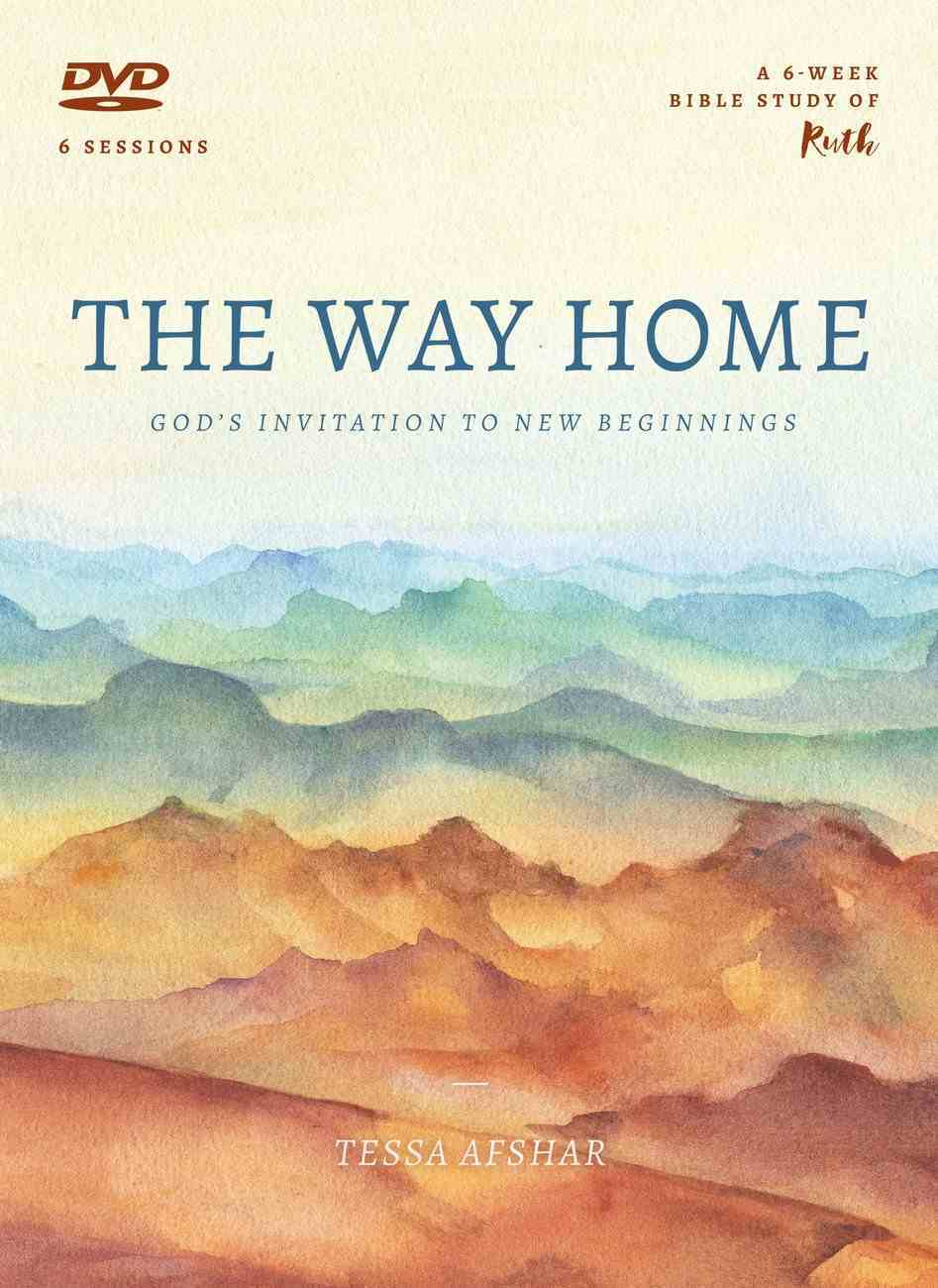 The Way Home: God's Invitation to New Beginnings (6 Sessions) (Dvd) DVD