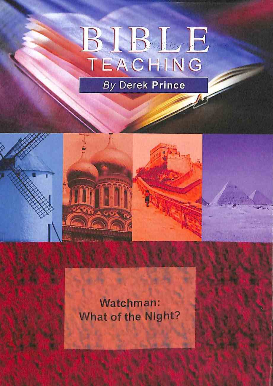 Watchman, What of the Night? (And Then The End Shall Come Series) DVD