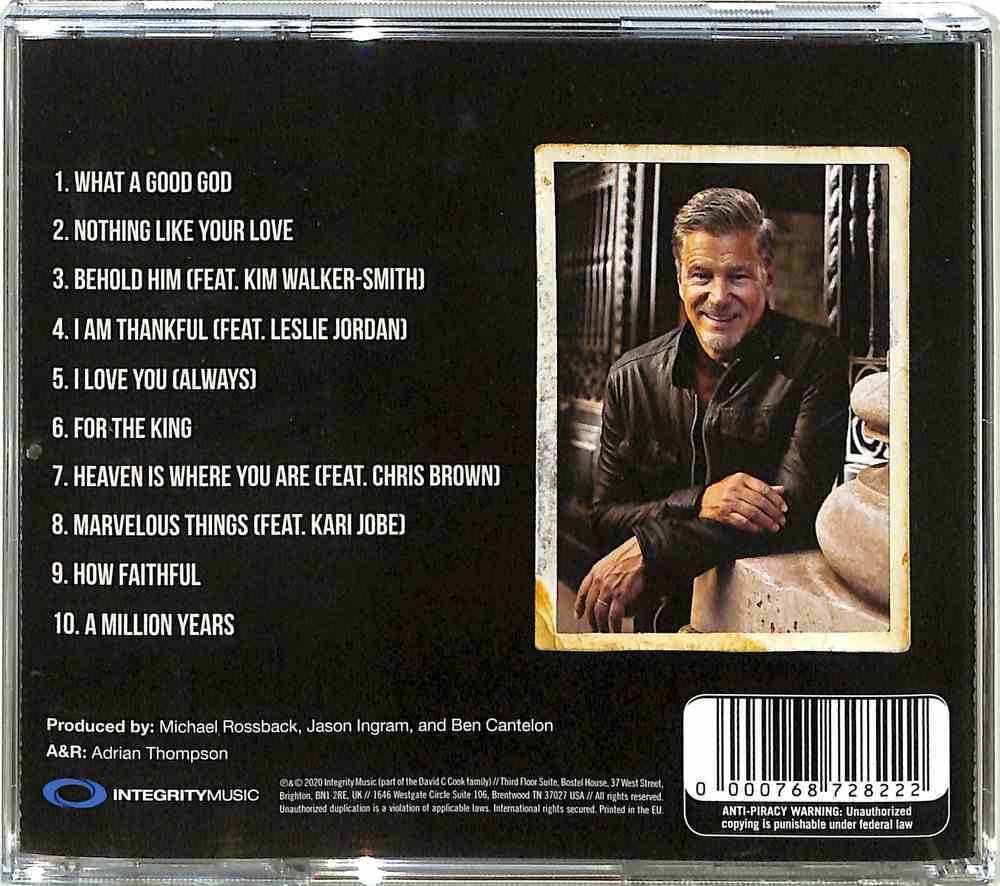 Behold Him CD
