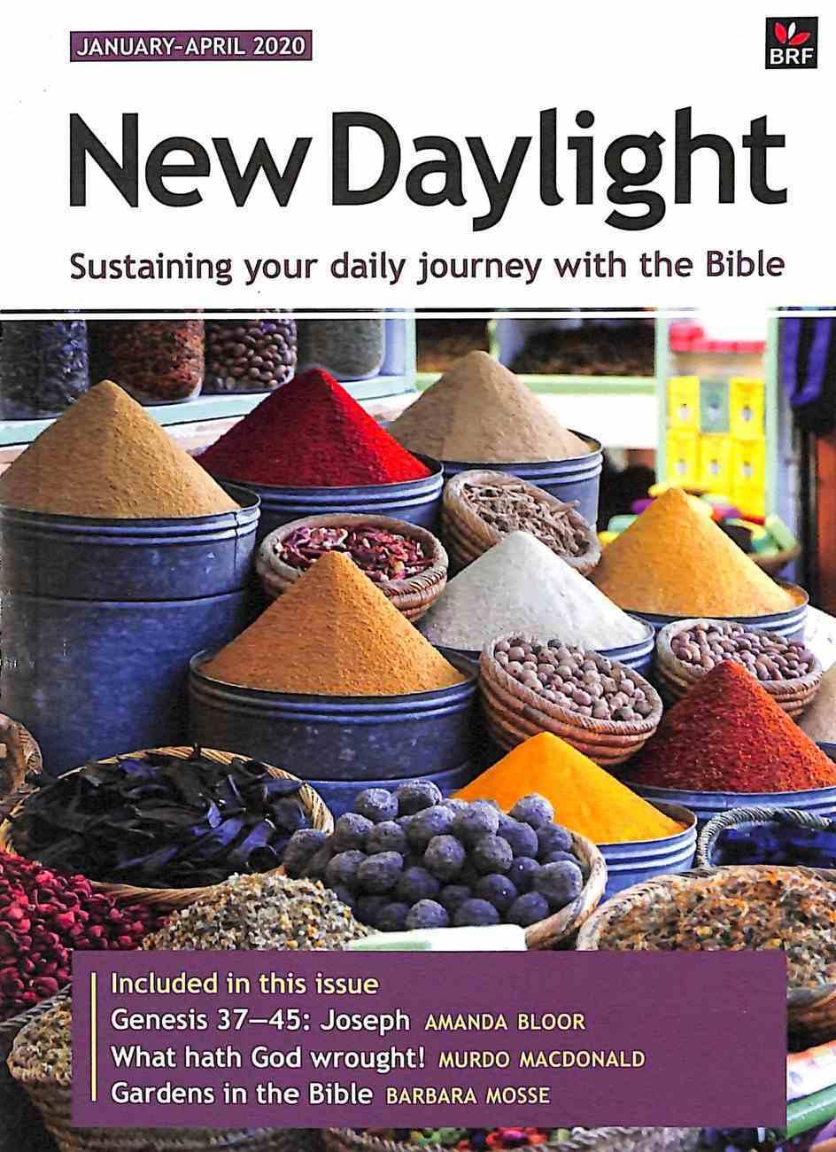 New Daylight 2020 #01: Jan-Apr Paperback