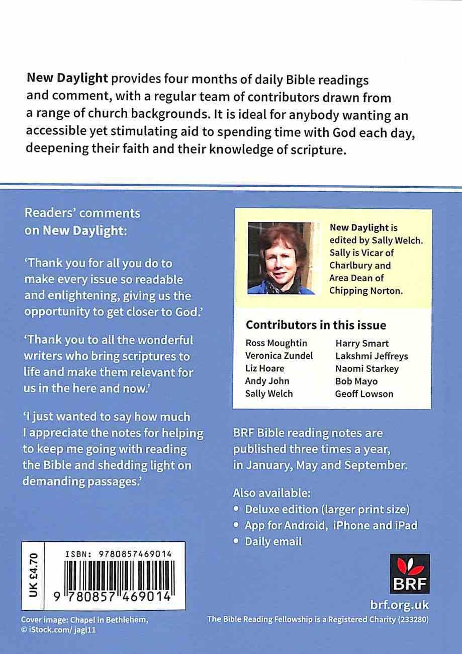 New Daylight 2020 #02: May-Aug Paperback