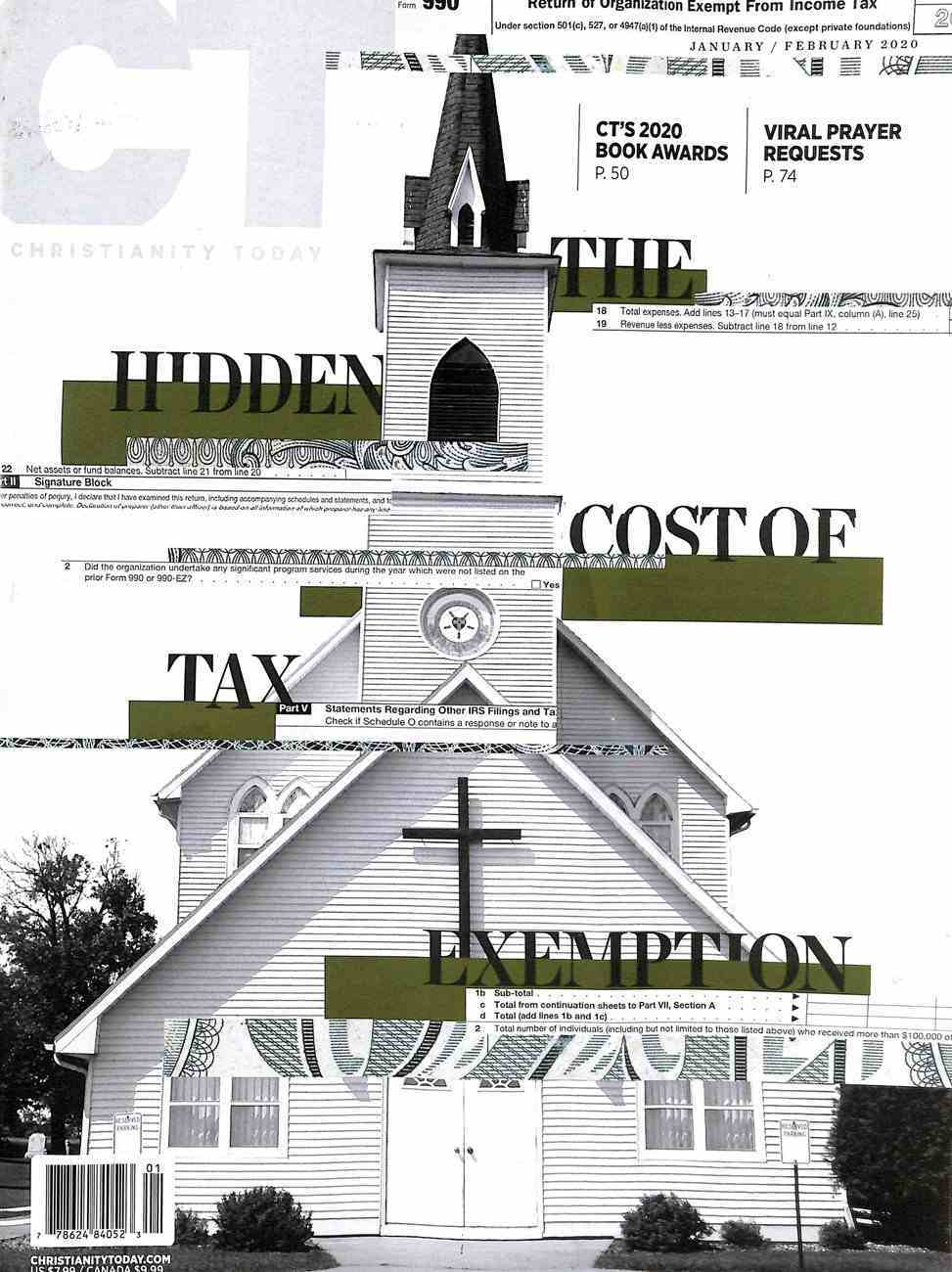 Christianity Today 2020 #01 & #02: Jan & Feb (Double Issue) Magazine