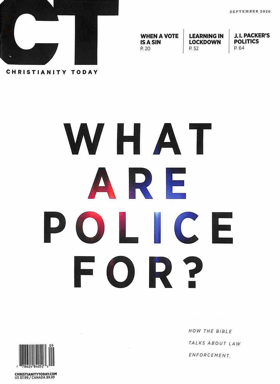 Christianity Today 2020 #09: Sep Magazine