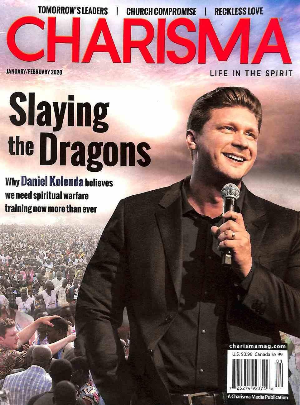 Charisma Magazine 2020 #01 & #02: Jan & Feb Magazine