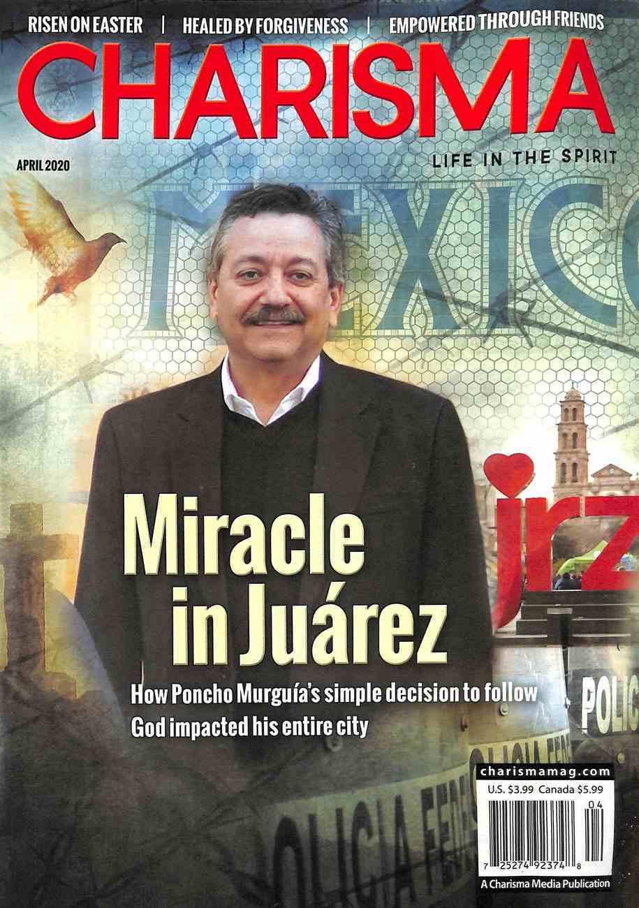 Charisma Magazine 2020 #04: Apr Magazine