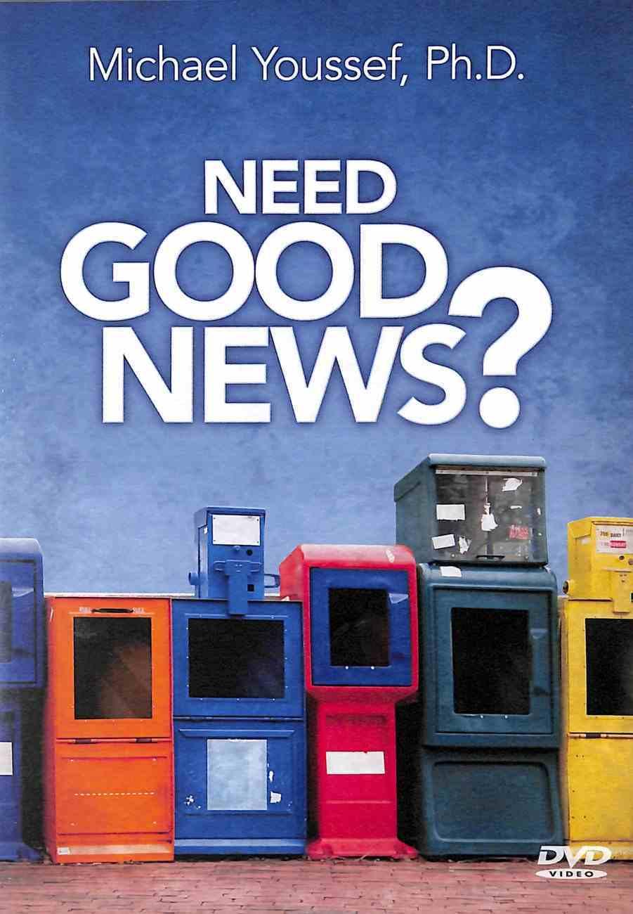 Need Good News? (2 Disc Set) DVD