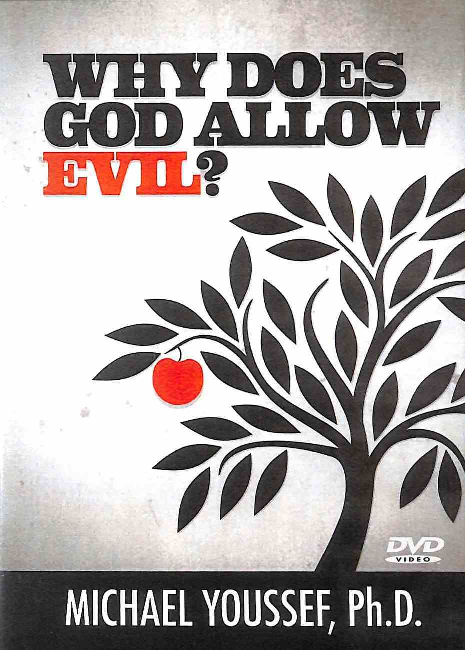 Why Does God Allow Evil? (Includes Booklet) DVD