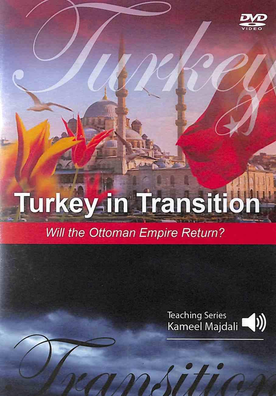 Turkey in Transition: Will the Ottoman Empire Return? DVD
