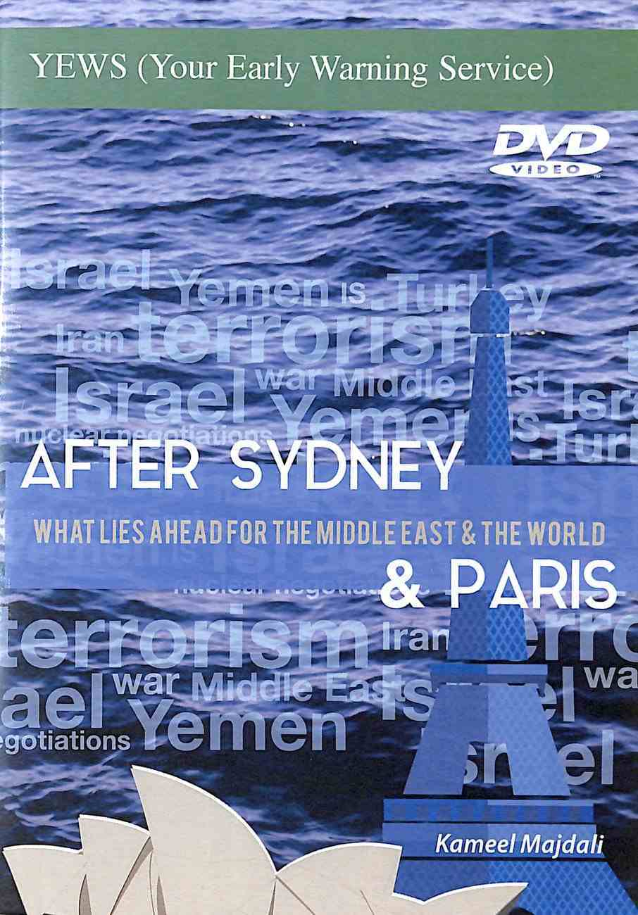 After Sydney and Paris: What Lies Ahead For the Middle East & the World DVD