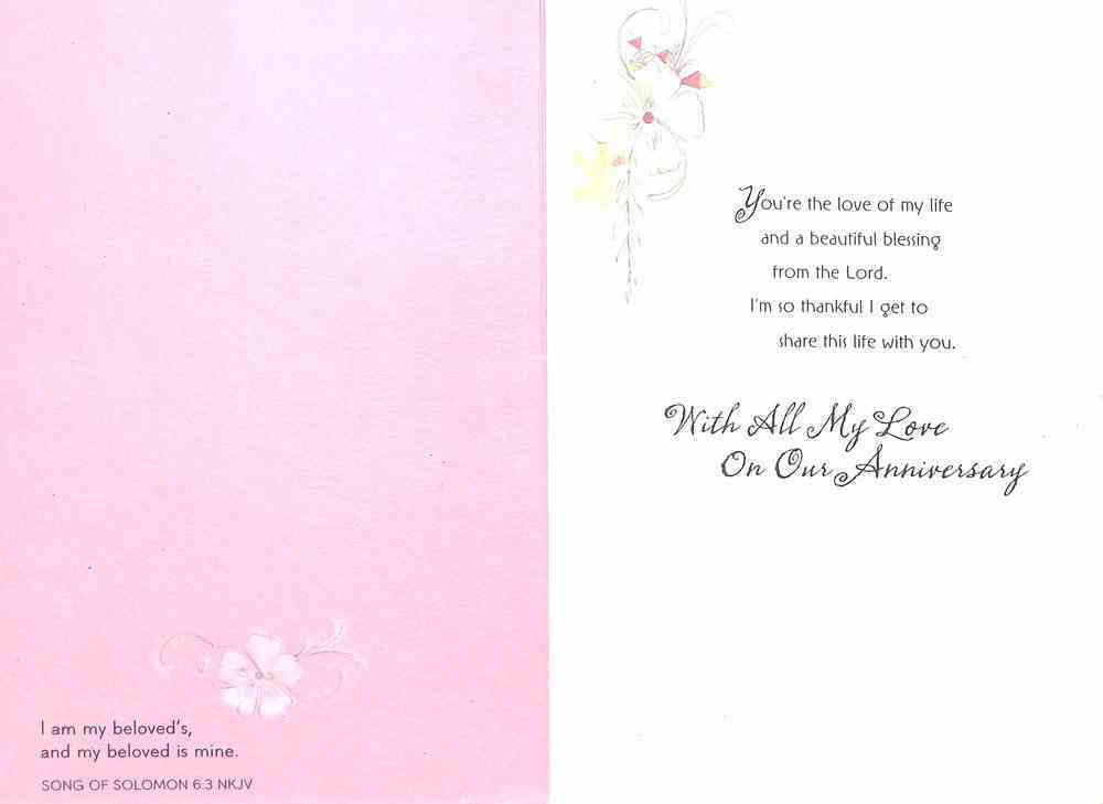 Wife Anniversary Cards